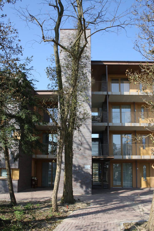 36 appartementen Da Costa Dieren:  Huizen door Dick van Aken Architectuur