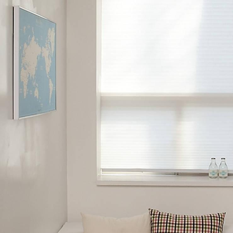 Projekty,  Okna i drzwi zaprojektowane przez Indigocube
