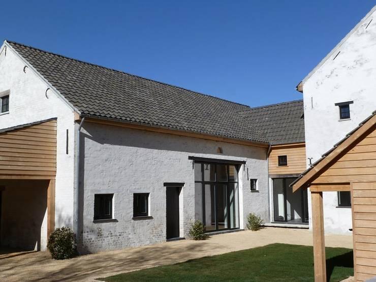 房子 by De Plankerij BVBA, 鄉村風