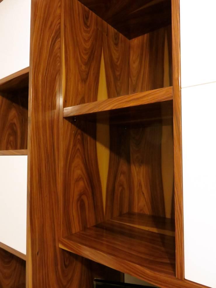 ESCRITÓRIO: Escritório  por Atelier Ana Pereira Arquitetura e Decoração de Interiores
