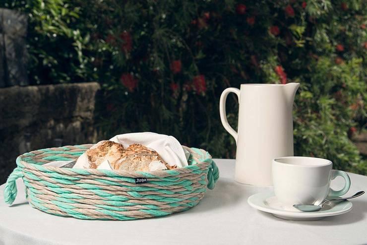 Tini Basket - Mint Cream: Casa  por Jinja