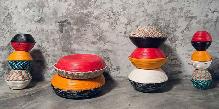 Jinja Bowls Collection: Casa  por Jinja