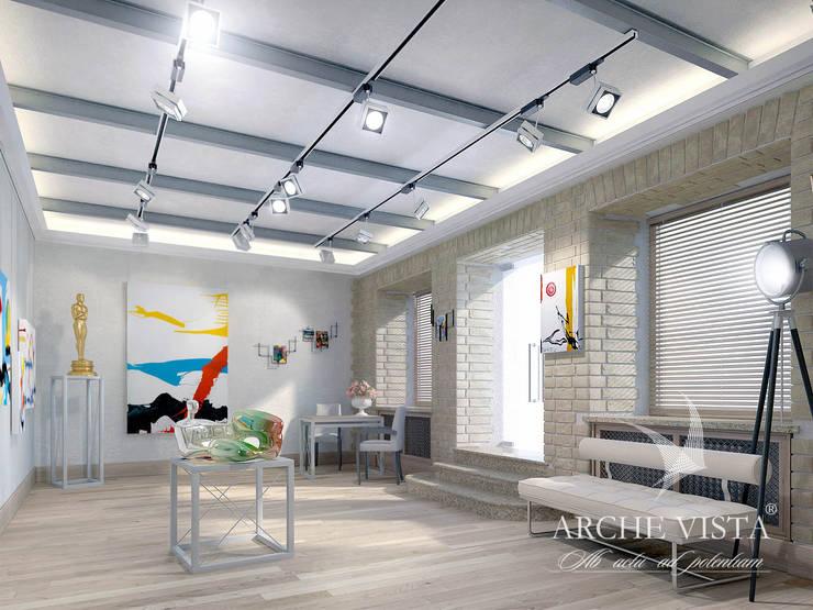 Galeria: styl , w kategorii Centra wystawowe zaprojektowany przez ARCHE VISTA