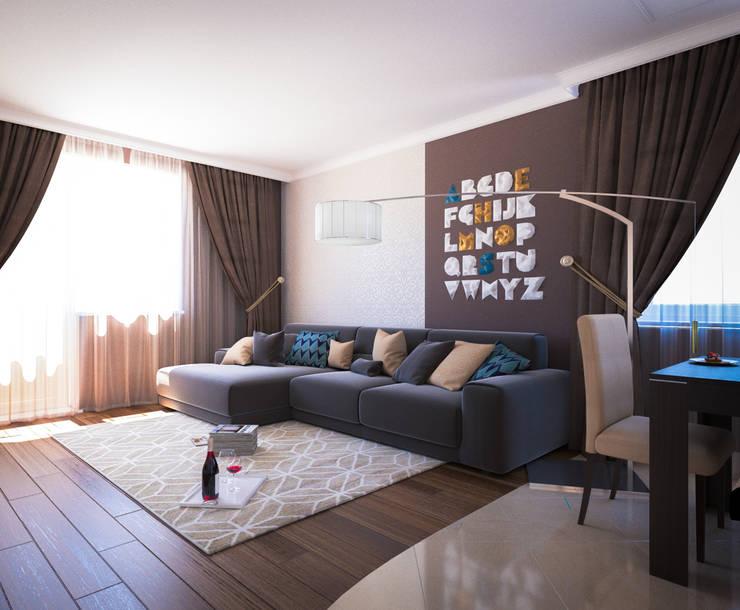 Wohnzimmer: moderne Wohnzimmer von Insight Vision GmbH