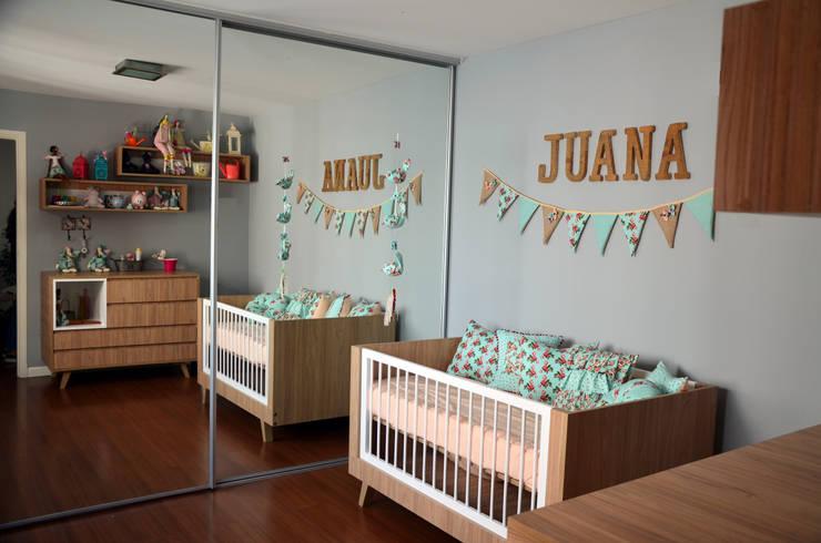 Fotos RÜM: Dormitorios infantiles  de estilo  por RÜM Proyectos y Diseño