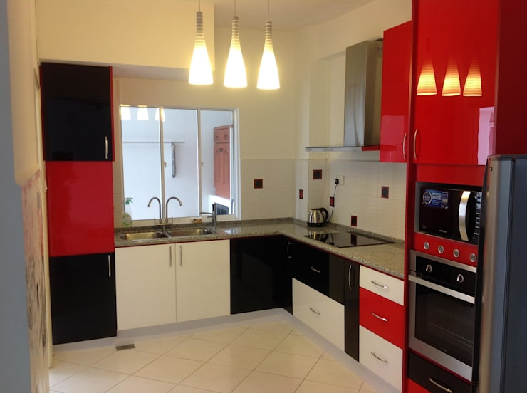 My Projects: modern Kitchen by lifestyle Interio