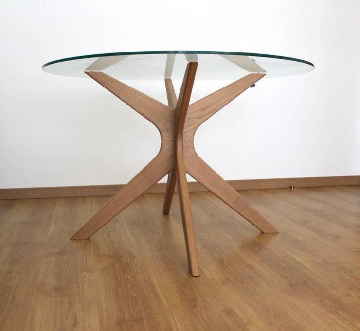 Mesa: Sala de jantar  por Pau - Into the wood