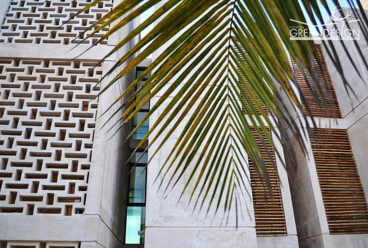 Flur & Diele von Yucatan Green Design