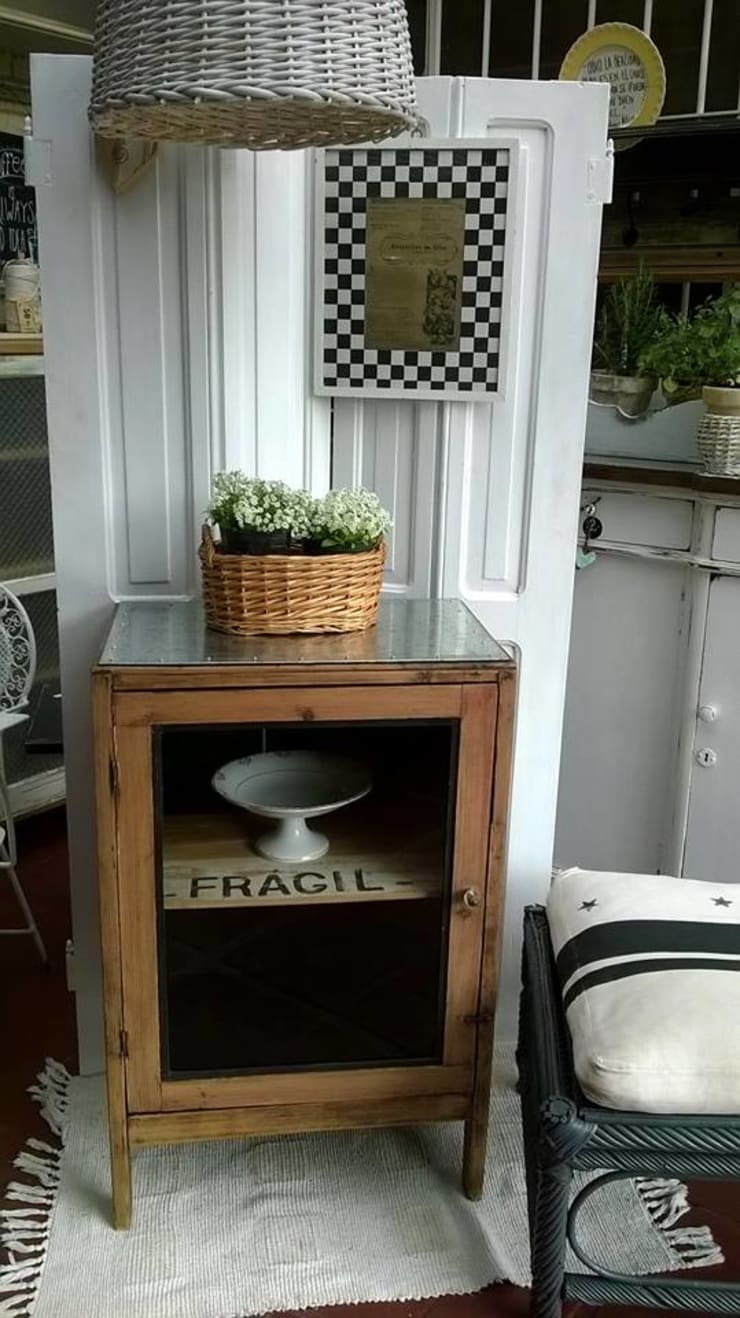 Muebles reciclados:  de estilo  por Nada se Pierde
