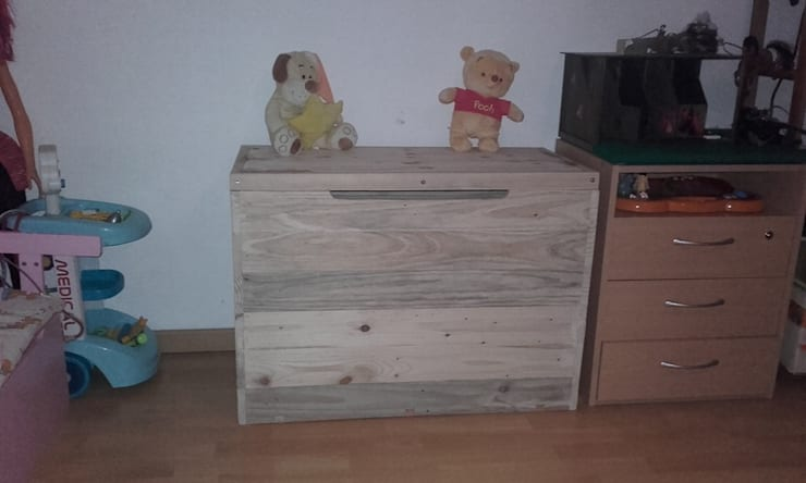 Palcreassion:  tarz Çocuk Odası