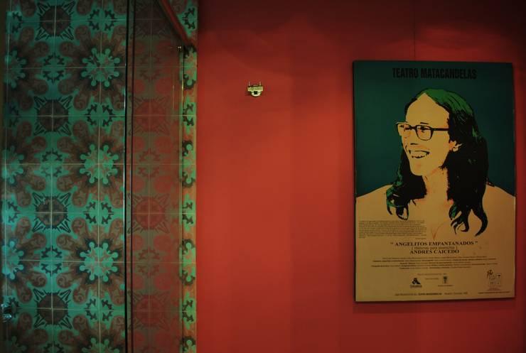 ห้องน้ำ โดย santiago dussan architecture & Interior design,