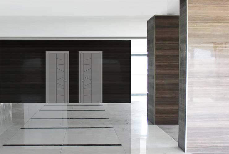 HİSARİ DESIGN STUDIO – SEZAİ SENYUVA İŞMERKEZİ -  BALMUMCU / İSTANBUL:  tarz Ofis Alanları