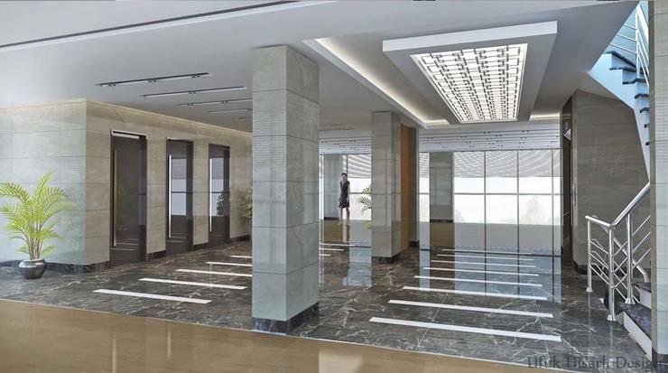 SEZAİ SENYUVA İŞMERKEZİ - BALMUMCU / İSTANBUL HİSARİ DESIGN STUDIO Modern