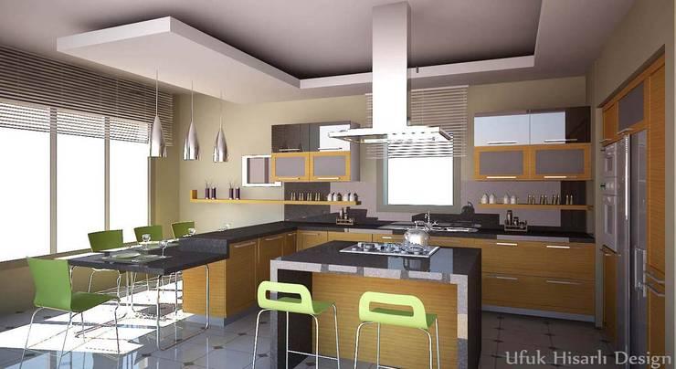 Dapur Modern Oleh HİSARİ DESIGN STUDIO Modern