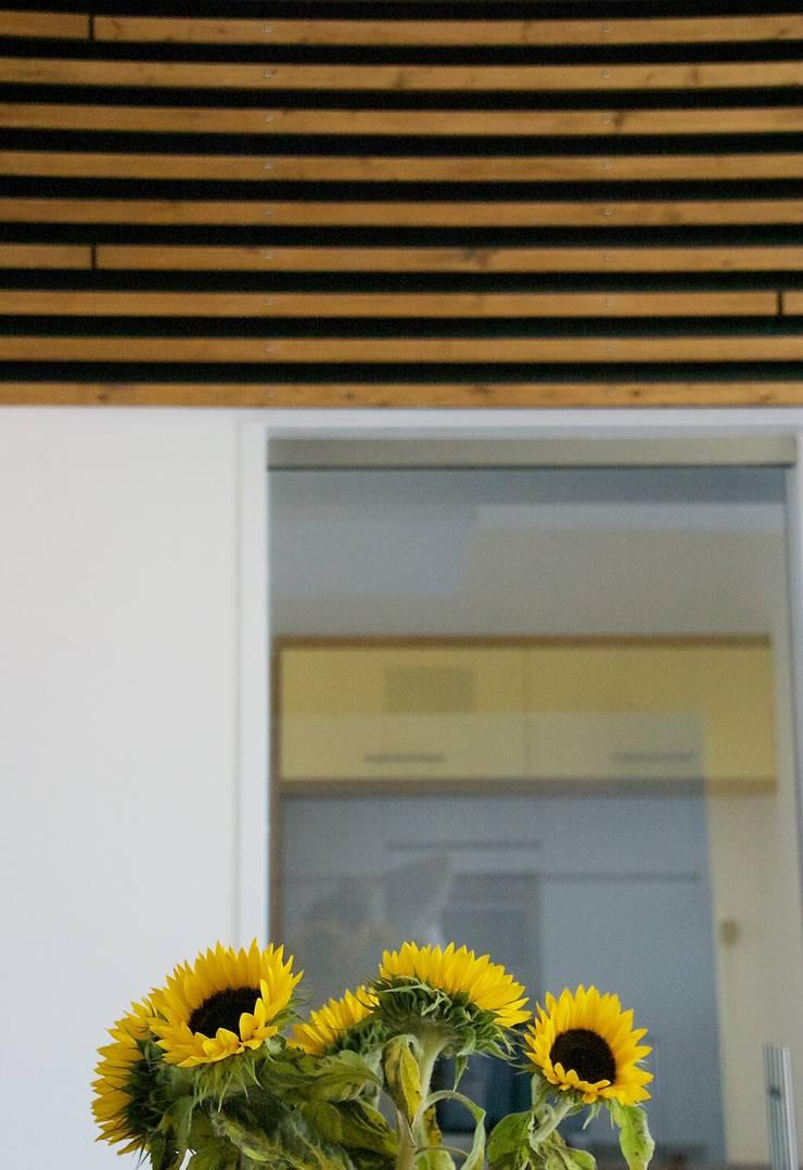 Prachtige villa op bijzonder landgoed in De Achterhoek:  Gang en hal door ARX architecten