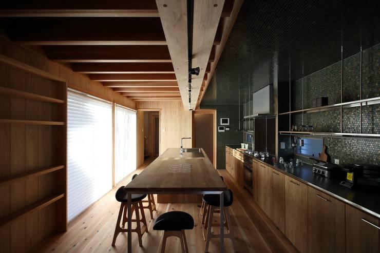 笹ケ根1308SA: TOGODESIGNが手掛けたキッチンです。