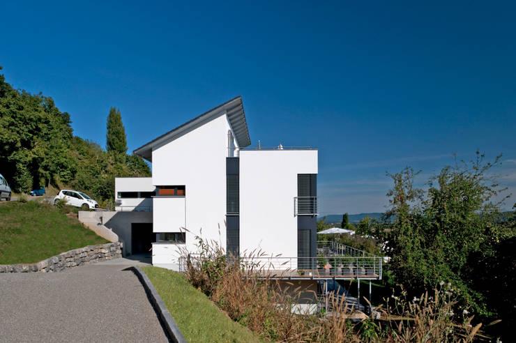 Дома в . Автор – Hauptvogel & Schütt Planungsgruppe