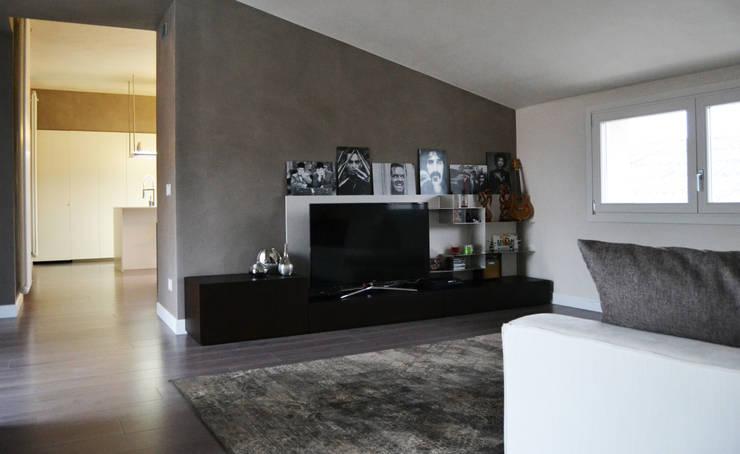 Livings de estilo  por LTAB/LAB STUDIO