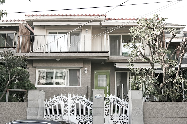 Casas minimalistas por METAPHOR