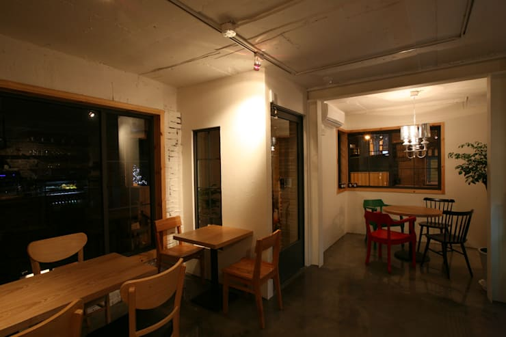 ZERA'S CAFE : cref 크리프의  레스토랑
