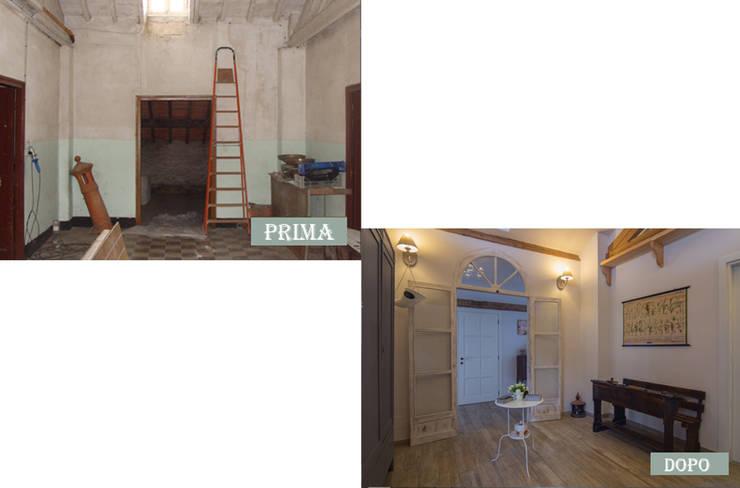 INGRESSO:  in stile  di Ispirazioni d'interni Arch. Simonetta Spadelli