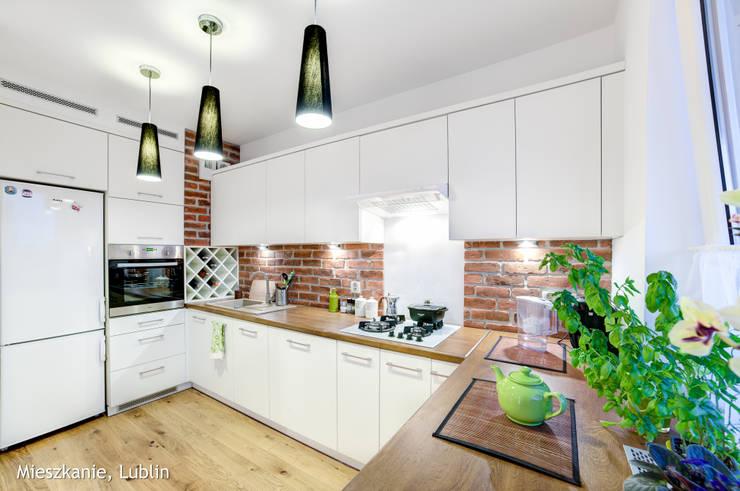 Кухни в . Автор – Auraprojekt
