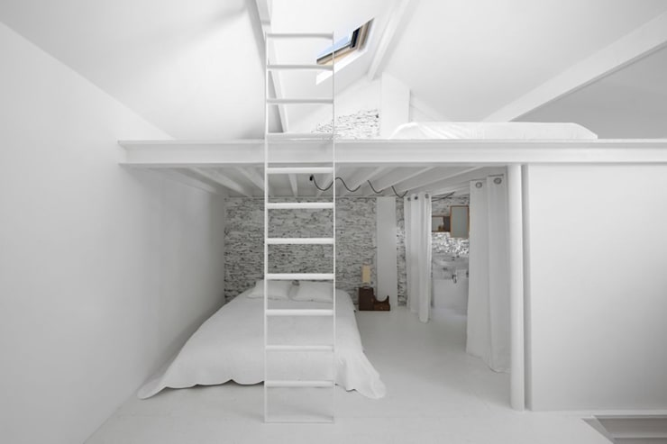Bedroom by adn architectures