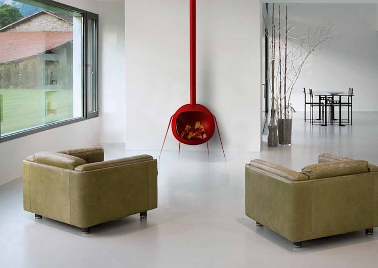 Sputnik #42: Sala de estar  por Joana Magalhães Francisco