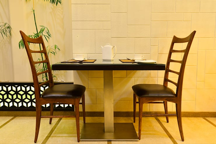 ZUCCHINI:  Hotels by Priyanka Arjun and Associates