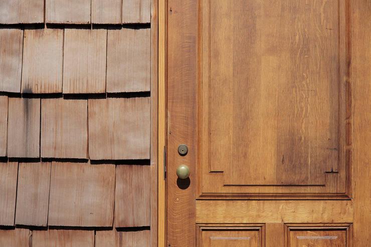 百草HUT(週末住宅): こぢこぢ一級建築士事務所が手掛けたです。