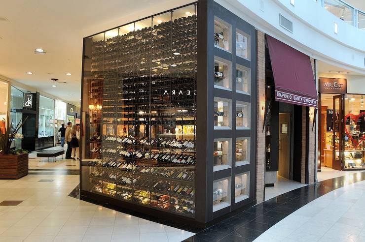 Santa Genoveva: Lojas e imóveis comerciais  por iS arquitetura