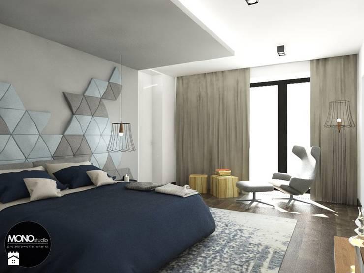 Panele Isos: styl , w kategorii Sypialnia zaprojektowany przez FLUFFO fabryka miękkich ścian,