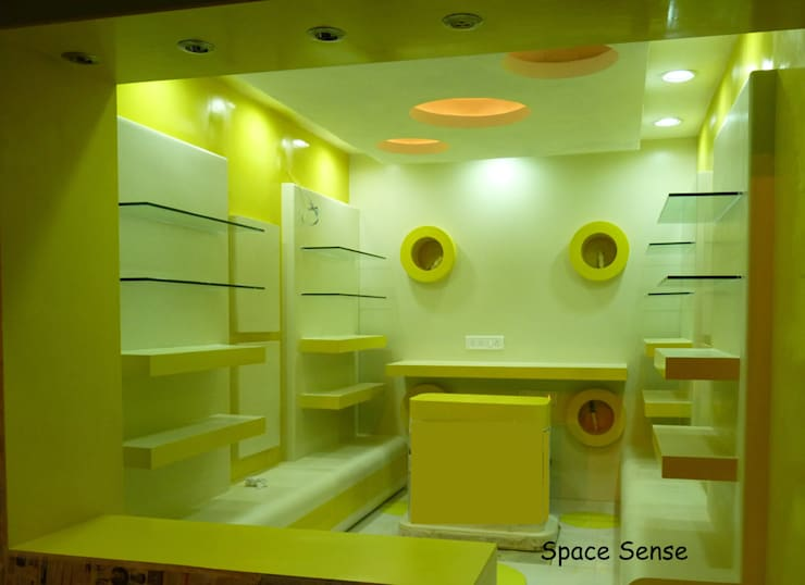 Yale Security Point:  Offices & stores by Space Sense