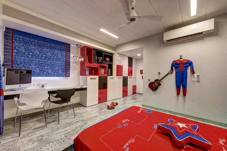 Chambre d'enfant de style  par Spaces and Design,