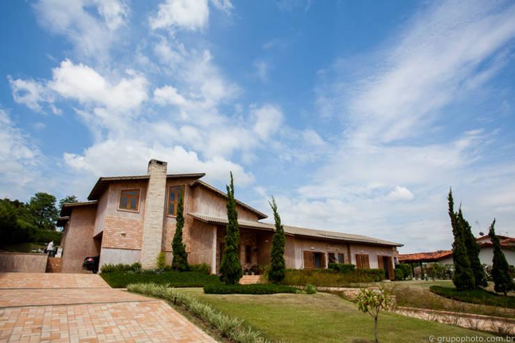 Portfólio Fotografia de Arquitetura Casas clássicas por GrupoPhoto Clássico