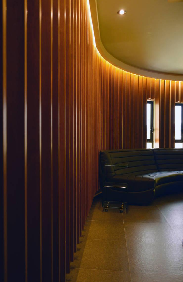 [Oficina MAD]: Salas de estilo  por Wowa