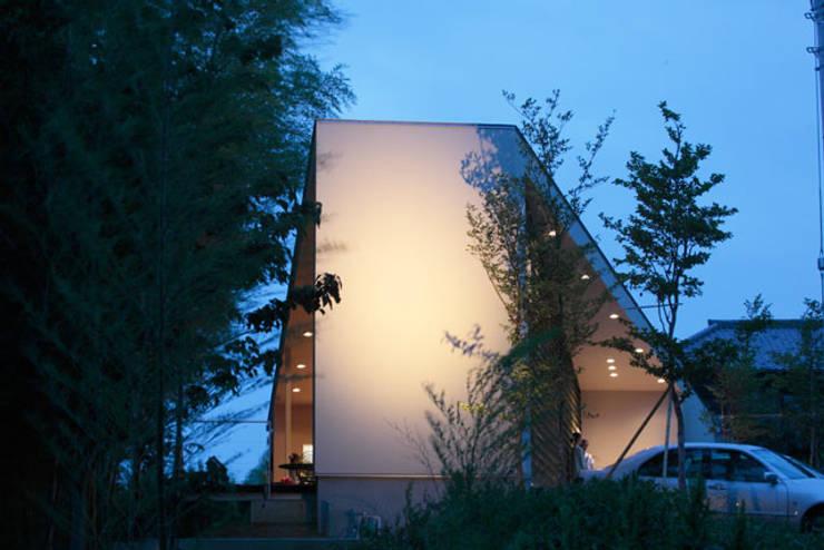 丘の上のレストラン(日本料理レストラン hitachino-ISHIZAKI): 一級建築士事務所あとりえが手掛けた家です。
