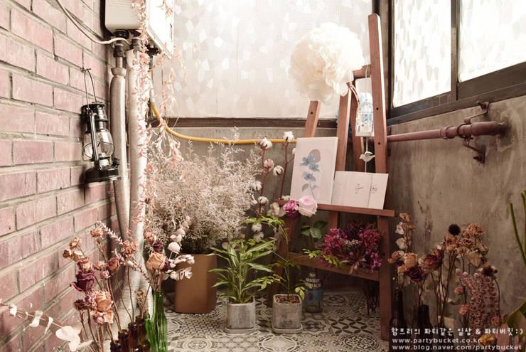 Hiên, sân thượng by 함프리