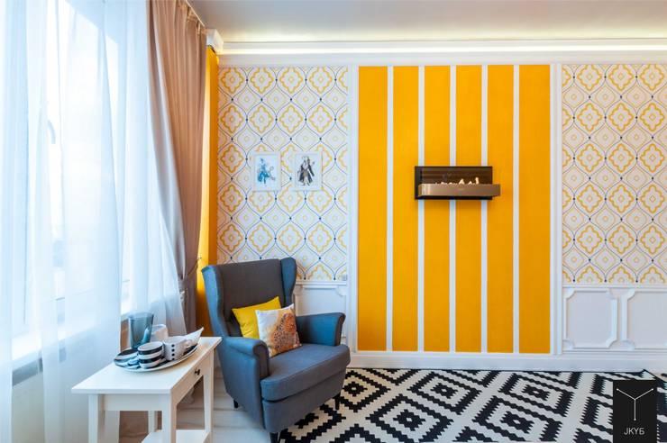 Bedroom by Yucubedesign
