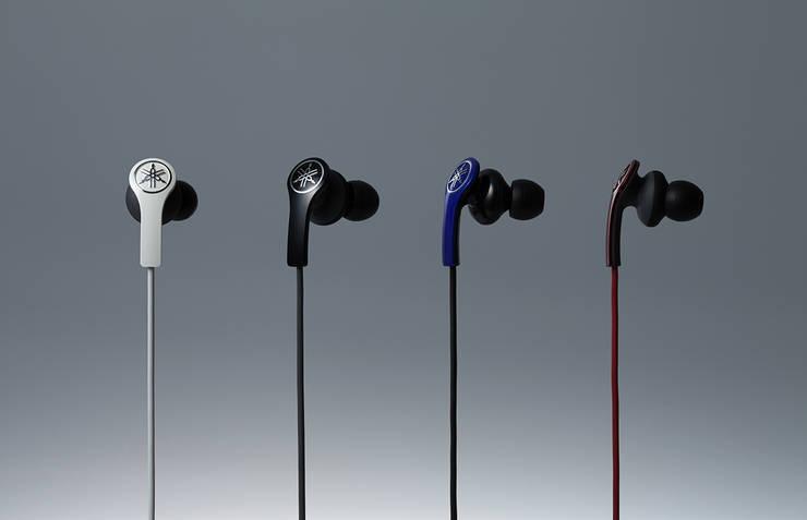 Earphones – YAMAHA: miyake designが手掛けた家庭用品です。,