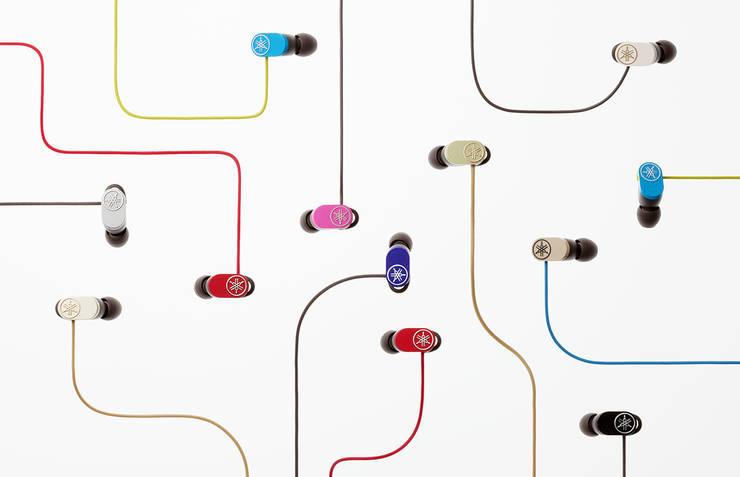 Earphones - YAMAHA: miyake designが手掛けた家庭用品です。,