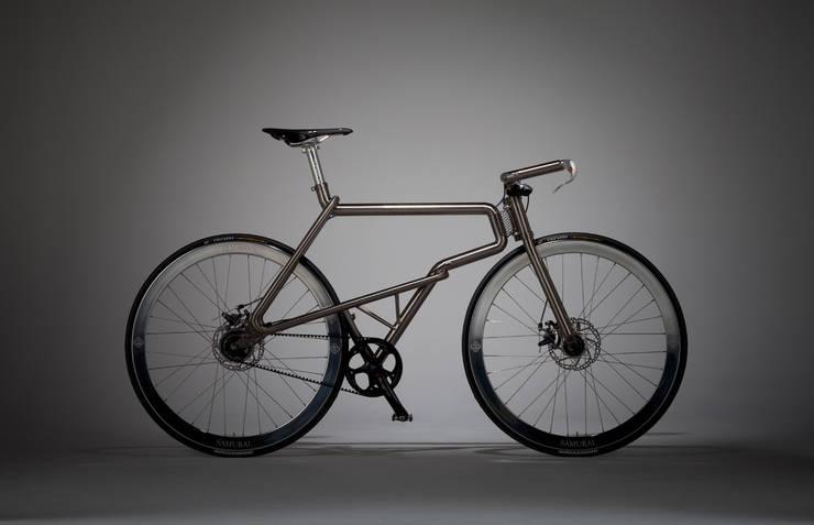 Bicycle - FUTAKU + TIG: miyake designが手掛けたガレージ&小屋です。