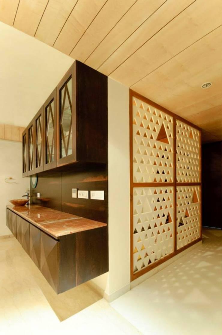 Kitchen by andblack design studio, Modern