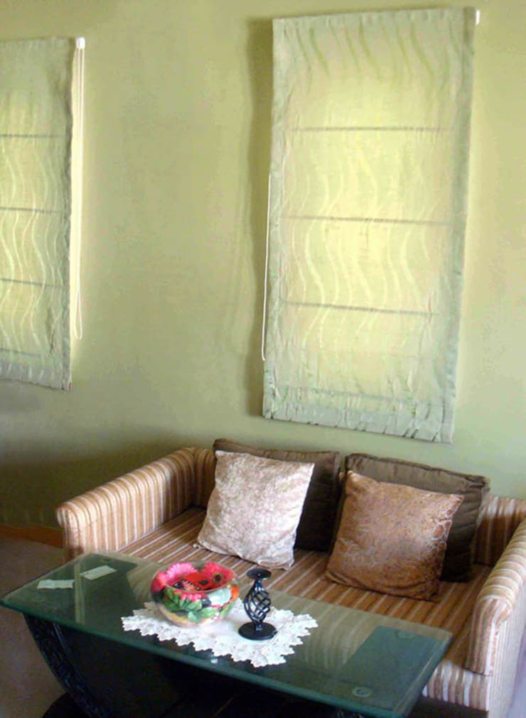 Timeless Tradition: modern Living room by Sneha Samtani I Interior Design.