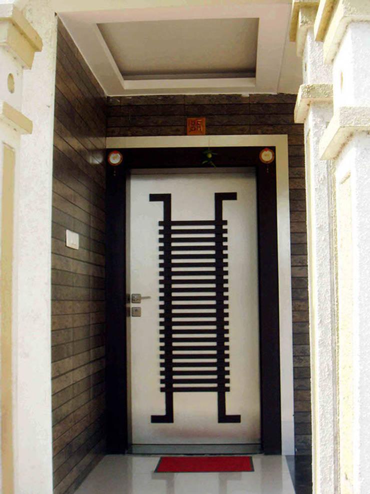 Timeless Tradition:  Windows by Sneha Samtani I Interior Design.