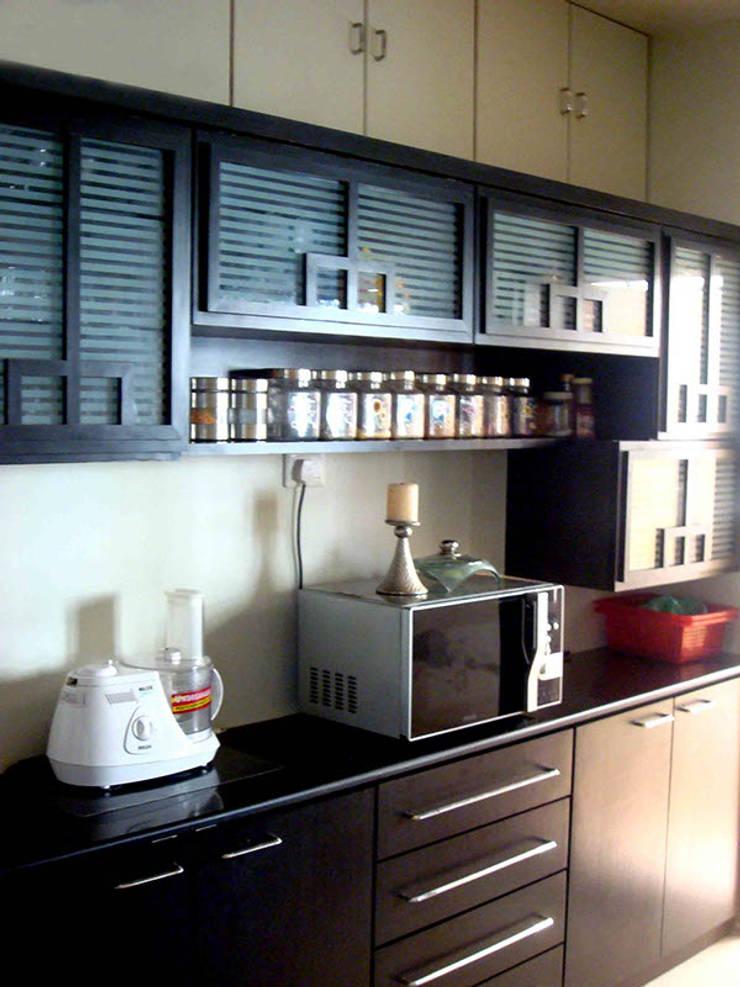 Timeless Tradition: modern Kitchen by Sneha Samtani I Interior Design.
