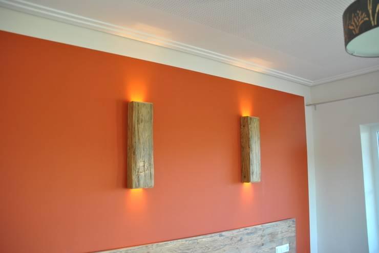 Chambre de style de style Rustique par Altholz-Ideen