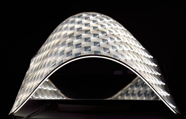 revolite LED Wandleuchte Mura:  Arbeitszimmer von Dietmar Tappe revolite
