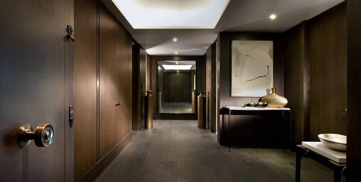 Corridor & hallway by Flairlight Designs Ltd