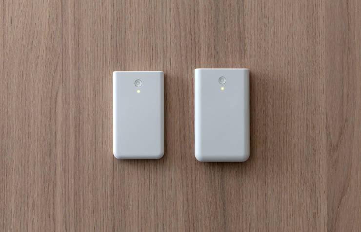 Mobile Battery - MUJI: miyake designが手掛けた家庭用品です。